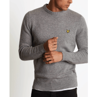 CREW-NECK-LAMBSWOOL